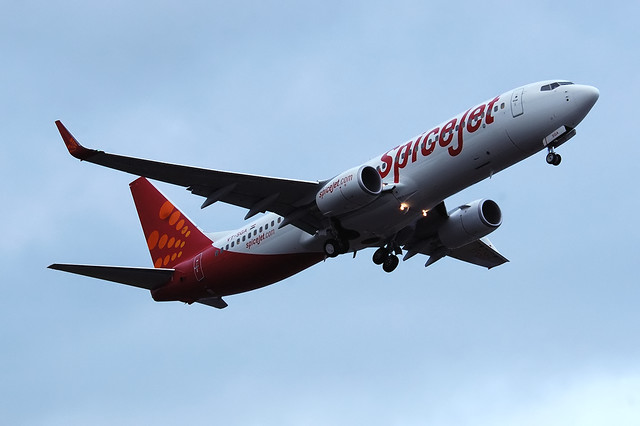 SpiceJet domestic flight sale starting at Rs 1299 for select routes- Cheapest Domestic Flight in India[2019]  SpiceJet is in an aggressive mode to attract and grow customer base in identified areas. The airline has now offered a home sale at low fares to popular domestic destinations in the following regions:    Chennai - Bangalore  Guwahati - Bagdogra  Bagdogra - Guwahati  Jammu - Srinagar    All inclusive one-way fares start from Rs 1299.