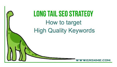 Long Tail SEO Strategy: How to target High Quality Keywords: eAskme