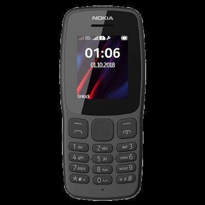 Nokia 106 Flash File