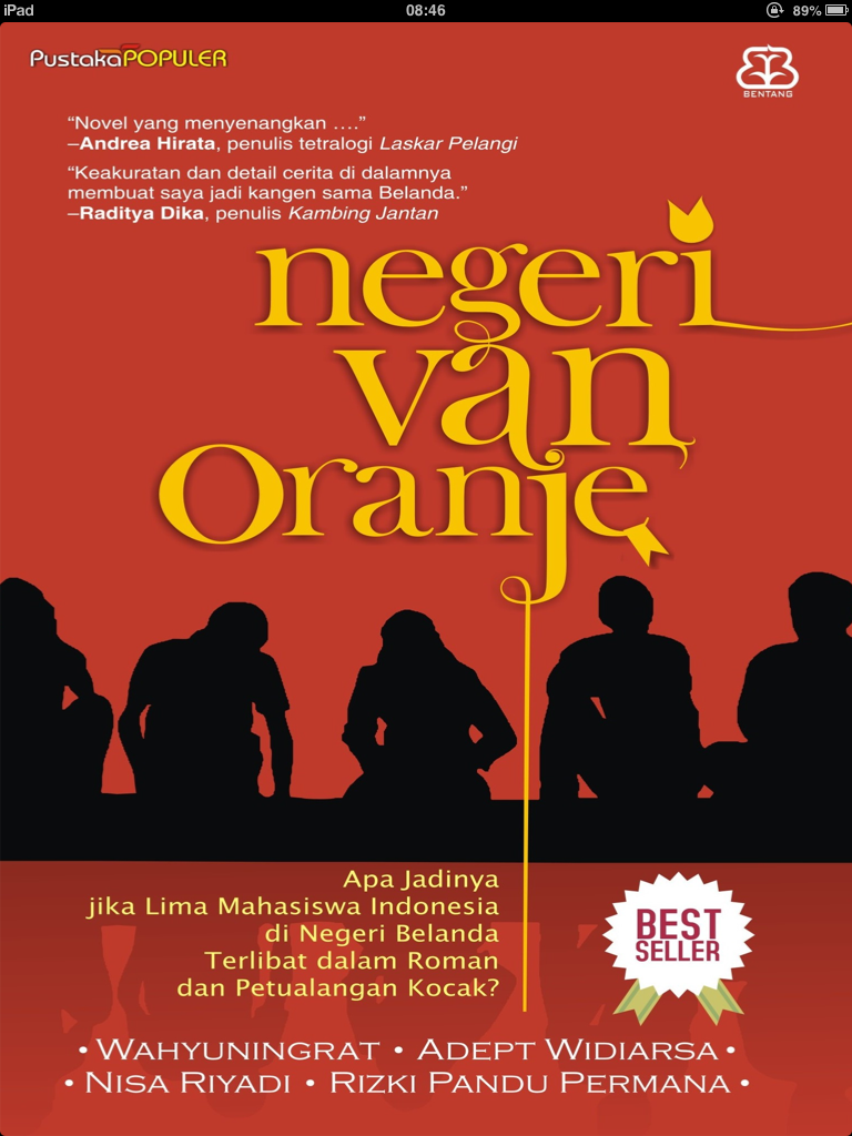 Ebook Negeri Van Oranje