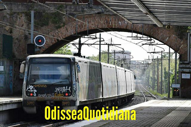 Roma-Lido: È sempre la mancanza di treni a creare disservizi?