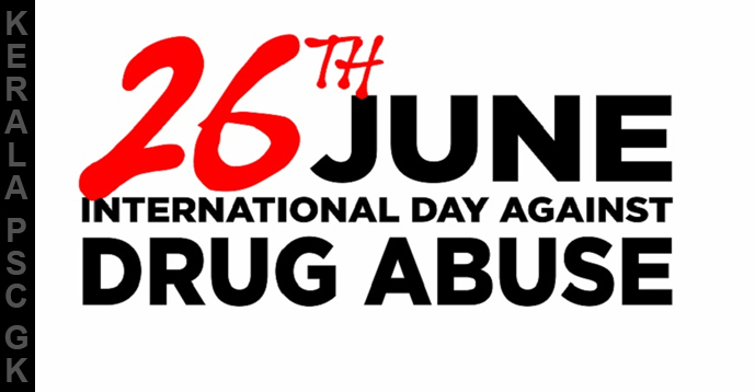 117 Questions on International Day against Drug Abuse