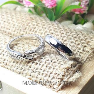 jual cincin platina