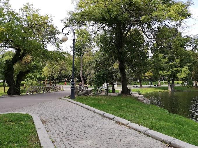 "O scurtă plimbare prin Parcul ""Nicolae Romanescu"", Craiova (foto)"