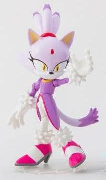 She S Fantastic Sonic The Hedgehog S Blaze The Cat Revealed