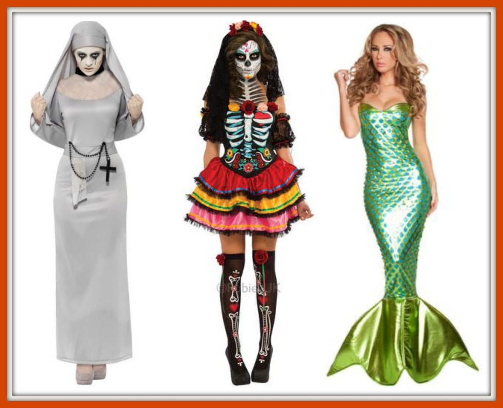 Womans Halloween Costumes