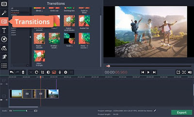 Movavi Video Editor Plus 20.0.1 Full