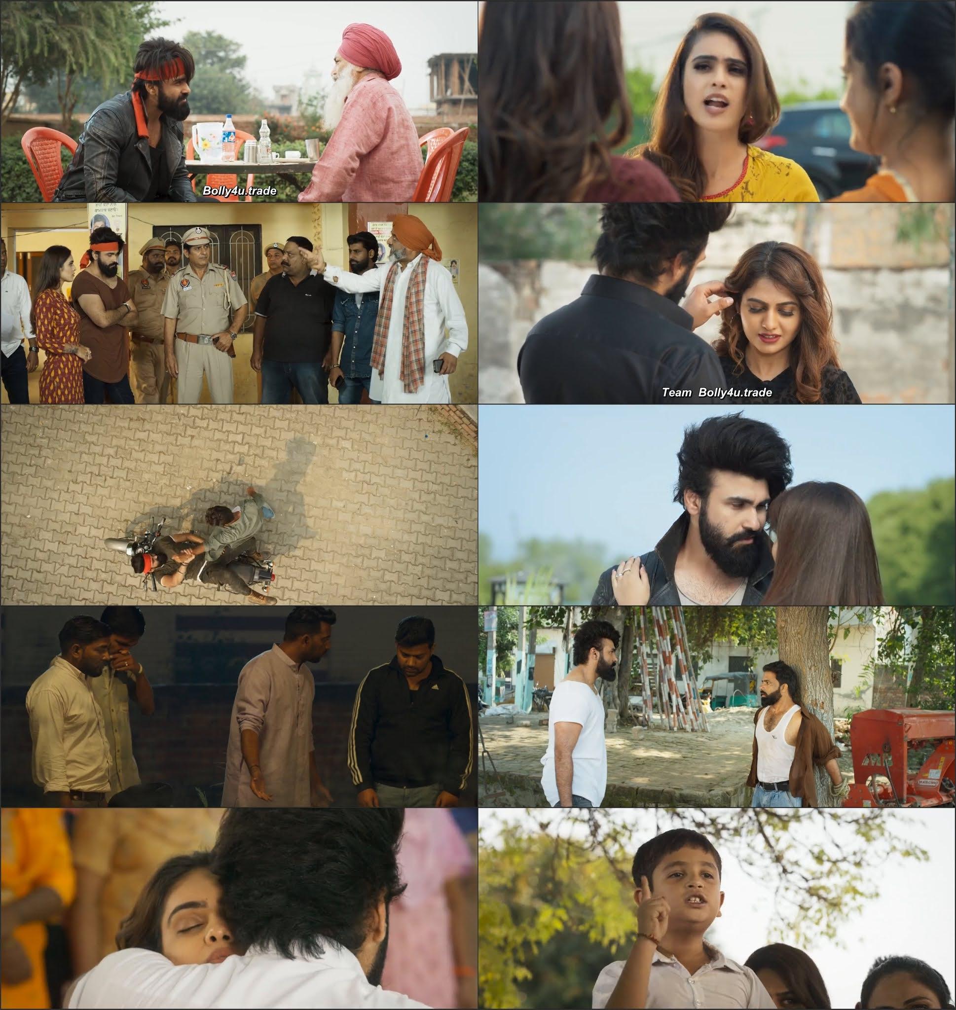 Gandhi Fer Aa Gea 2020 WEB-DL 950Mb Punjabi 720p Download