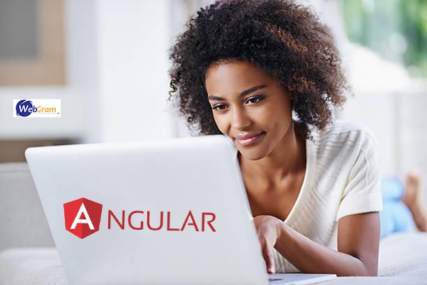 Développement d'application web avec le framework Angular, WEBGRAM, meilleure entreprise / société / agence  informatique basée à Dakar-Sénégal, leader en Afrique, ingénierie logicielle, développement de logiciels, systèmes informatiques, systèmes d'informations, développement d'applications web et mobiles