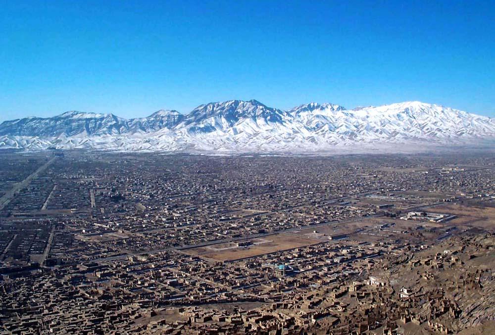 Kabul, Kryeqyteti i Afganistanit