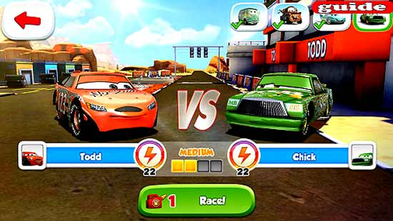 Cars Fast as Lightning Mod Apk Unlimited