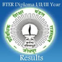 BTER Diploma Result 2017, BTER Jodhpur Result 2017 1st 2nd 3rd Year