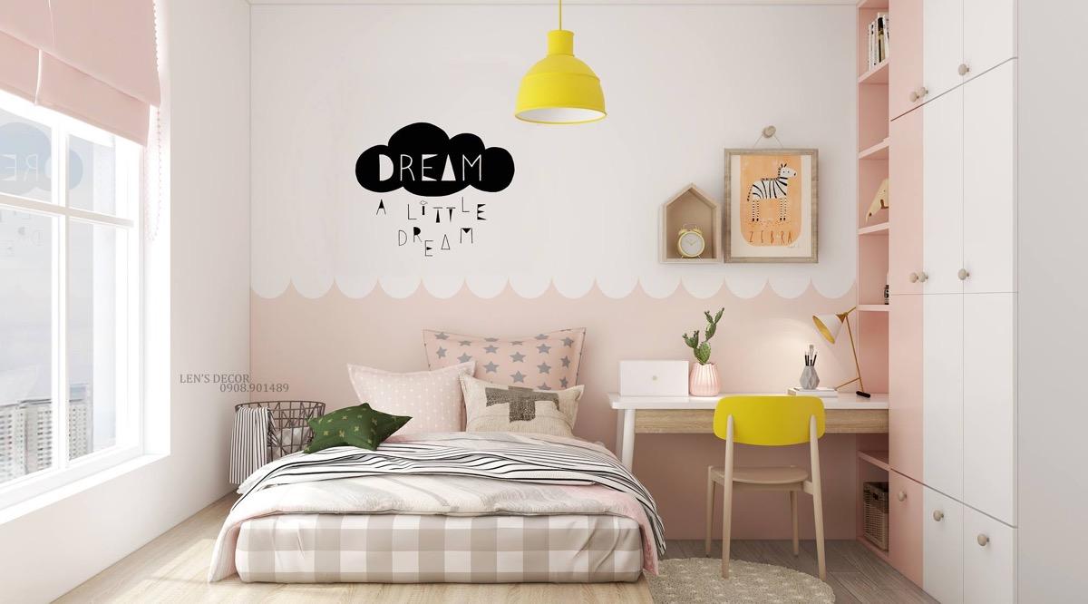 pintar la habitación de los niños