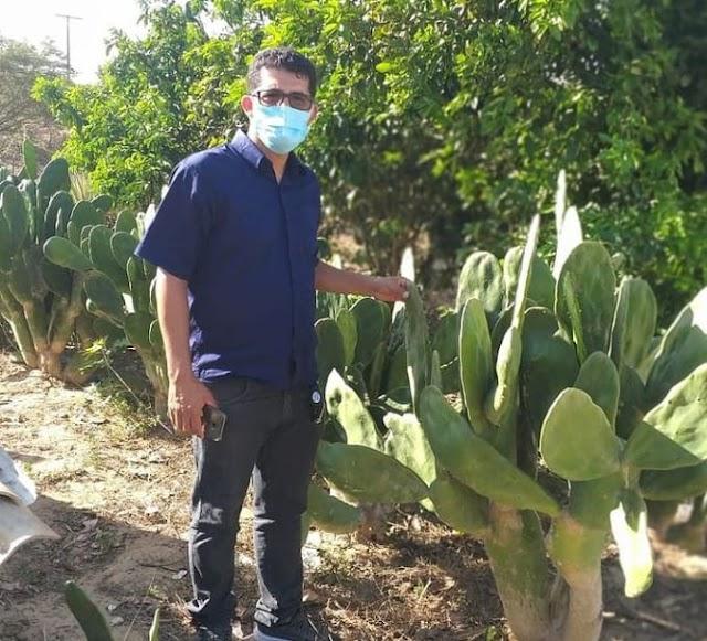 Secretário de Agricultura de Olindina destaca avanços da pasta nos primeiros meses de gestão