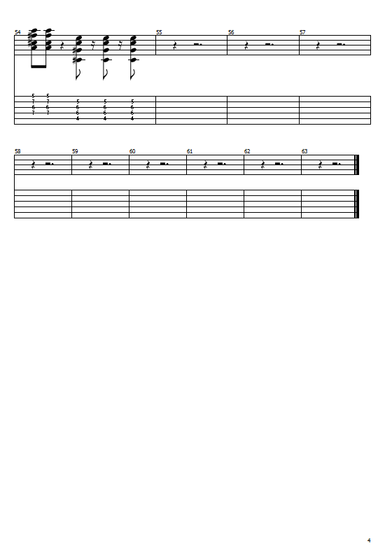 Digital Love Tabs Daft Punk - How To Play Digital Love On Guitar Tabs & Sheet Online