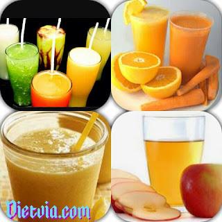 Diet Jus Yang Efektif Untuk Menurunkan Berat Badan Dengan Cepat