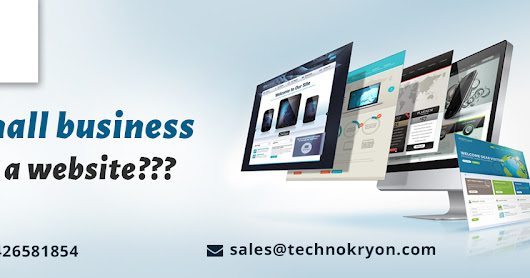 Do small business need a website???