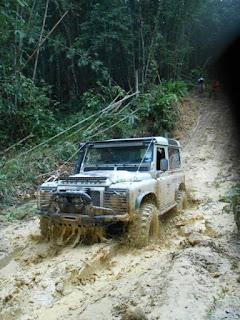 Lembang Offroad Seru bersama zona adventure outbound