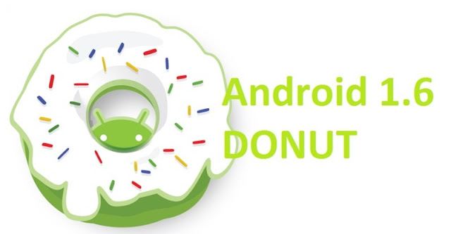 Android Donut (Android Versi 1.6)