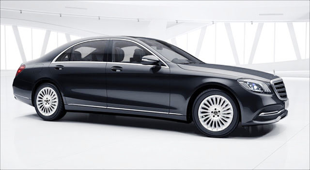 Mercedes S450 Limited Edition 2021
