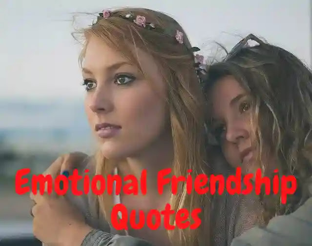 400+ Emotional 😥 Friendship Quotes in Hindi