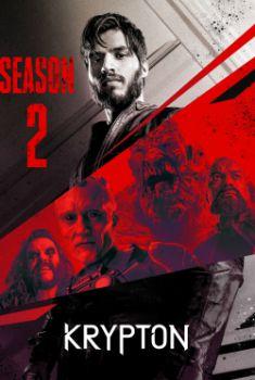Krypton 2ª Temporada Torrent - WEB-DL 720p/1080p Legendado