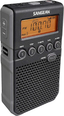 Portable Best Pocket AM FM NOAA Weather Alert Radio