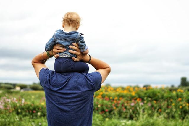 Παγκόσμια Ημέρα του Πατέρα  σήμερα