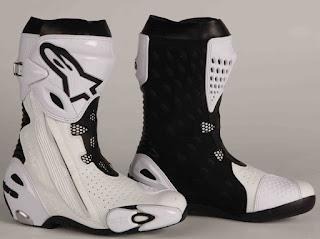 Sepatu Balap  Alpinestars Supertech R
