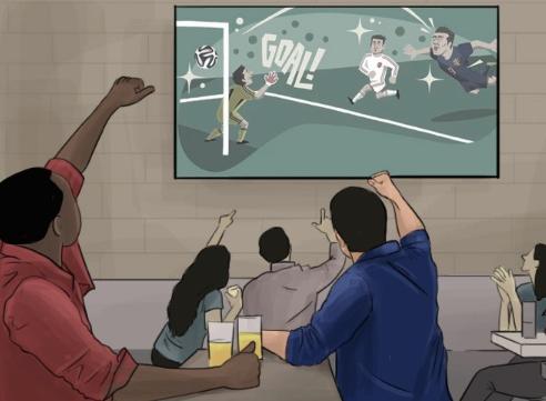 Tips Nonton Liga Inggris Tanpa Buffering