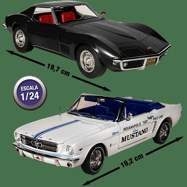 regalos suscriptores american cars altaya