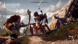 HORIZON ZERO DAWN download free pc game full version