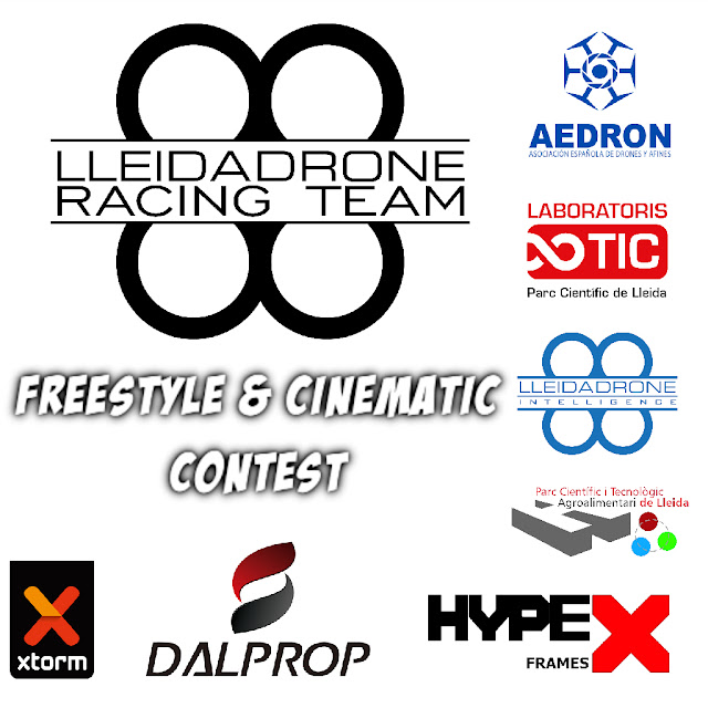Concurso de vídeos de drones: Cinematic y Freestyle