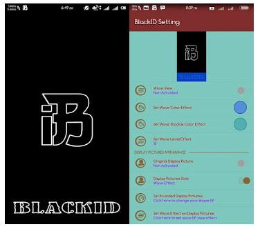 BBM Black ID v2.13.1.14 APK Terbaru 2016