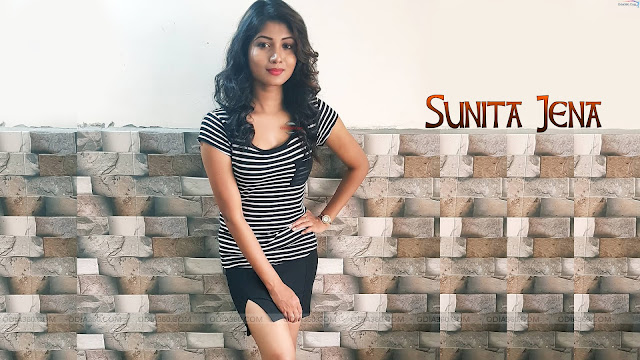 Sunita Jena Pretty Odia TV Serial Acress HD Wallpaper