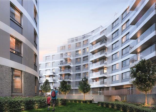 溫布利花園公寓,公寓住宅,英國,英國房地產