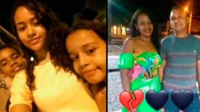 TRAGÉDIA: família morrem em colisão entre carro e carreta em São Raimundo Nonato