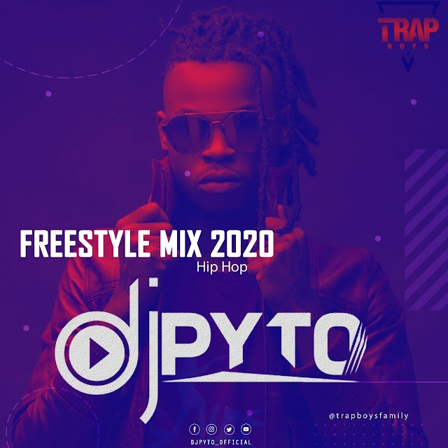 Dj Pyto - Freestyle Mix (Hip-Hop)( 2020)