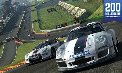 Télécharger Real Racing 3 MOD Apk pour android