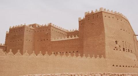 اماكن تمشيه في الرياض