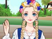 لعبة بنات تلبيس ازياء بولونيا