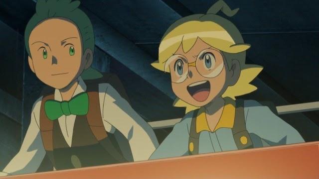 Especial 18. Capitulo 49 Temporada 19:  ¡El dúo más fuerte! ¡Clemont y Cilan!