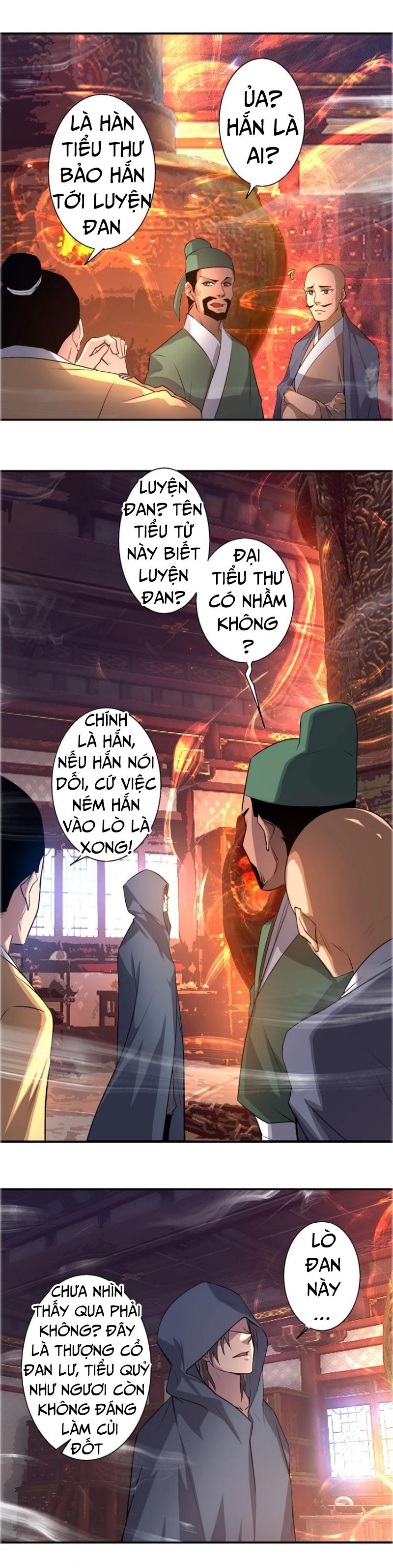 Ta Luyện Dược Thành Thánh Chapter 3 video - truyenmh.com