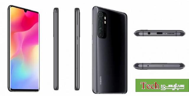 مواصفات شاومي نوت 10 لايت - مميزات وعيوب هاتف Xiaomi Mi Note 10 lite