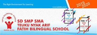Lowongan Kerja SMP SMA Teuku Nyak Arif Januari 2019