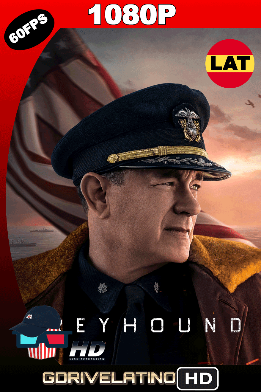 Greyhound: En la Mira del Enemigo (2020) APTV+ WEB-DL 1080p (60 FPS) Latino-Ingles MKV