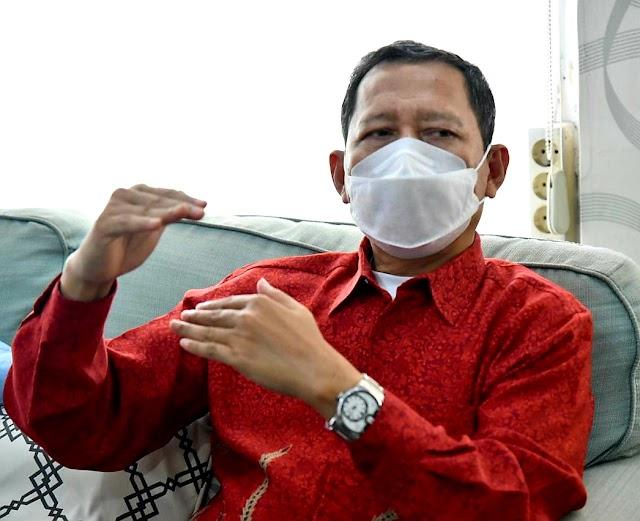 DPD Partai Gerindra Jabar  Luncurkan  50.000 Vaksin Untuk Masyarakat Umum