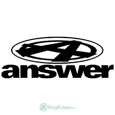 Answer bike Logo Vector