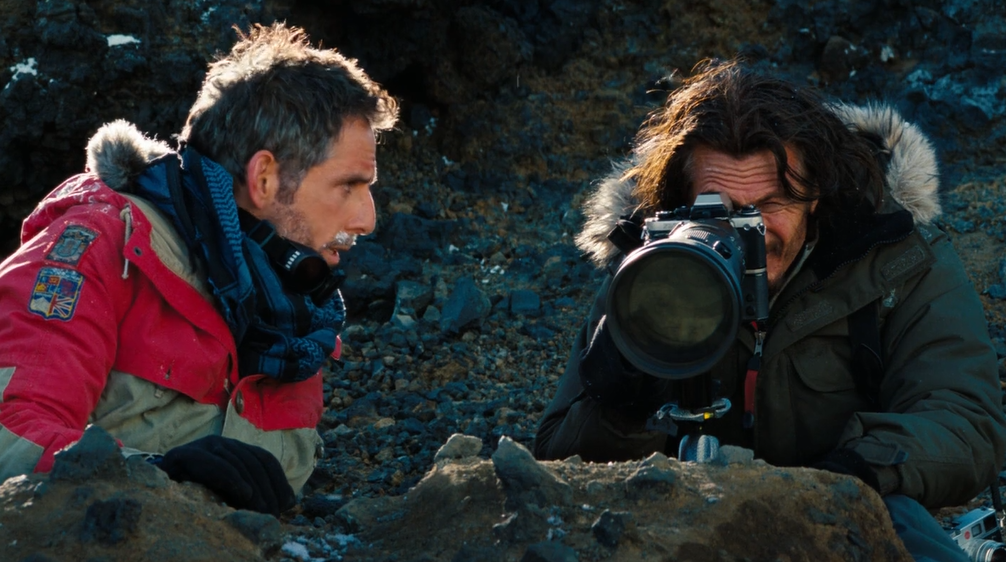 sean and walter mitty in the himalayas of afghanistan