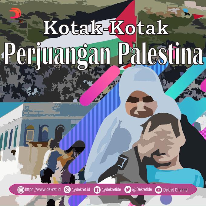 Kotak-Kotak Perjuangan Palestina